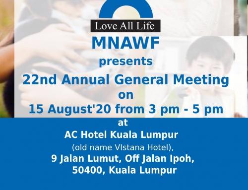 MNAWF AGM 2020